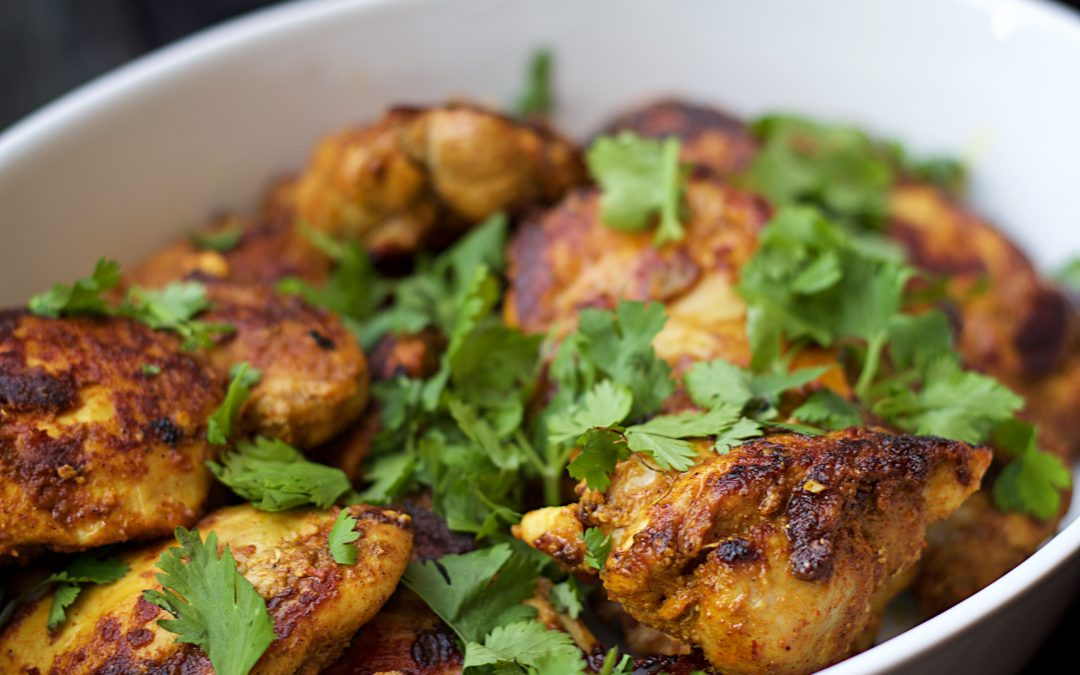 Recipe: Middle Eastern Chicken
