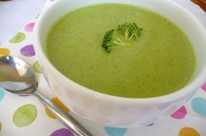 Recipe: Healthy Broccoli and Feta Soup
