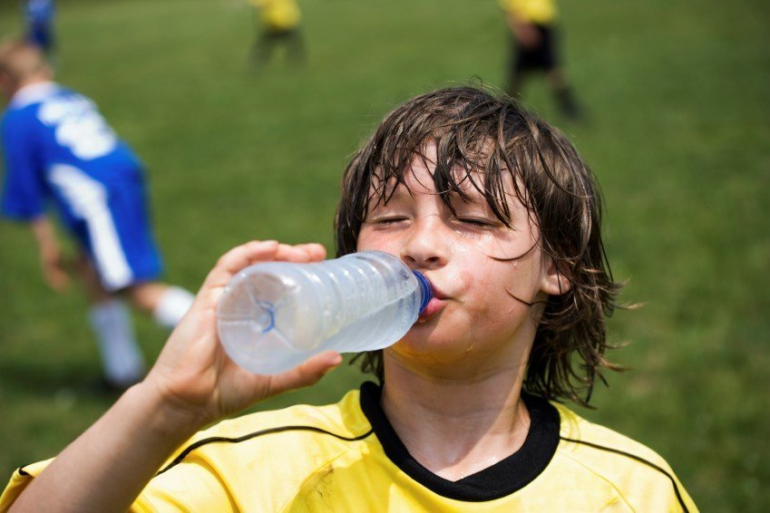 Hydration during Sport