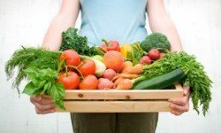 Fresh produce – right on our doorstep!
